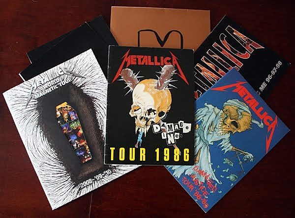 The Lost Art Of Tour Book
