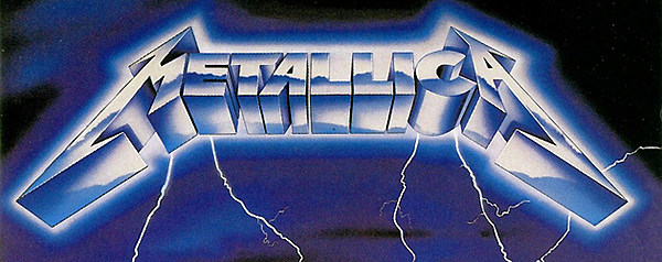 The Best Cyber Monday deals on Metallica Patch for 2016 |Metallica Ride The Lightning Logo