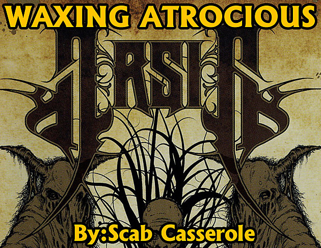 Waxing Atrocious - Arsis Lyrics