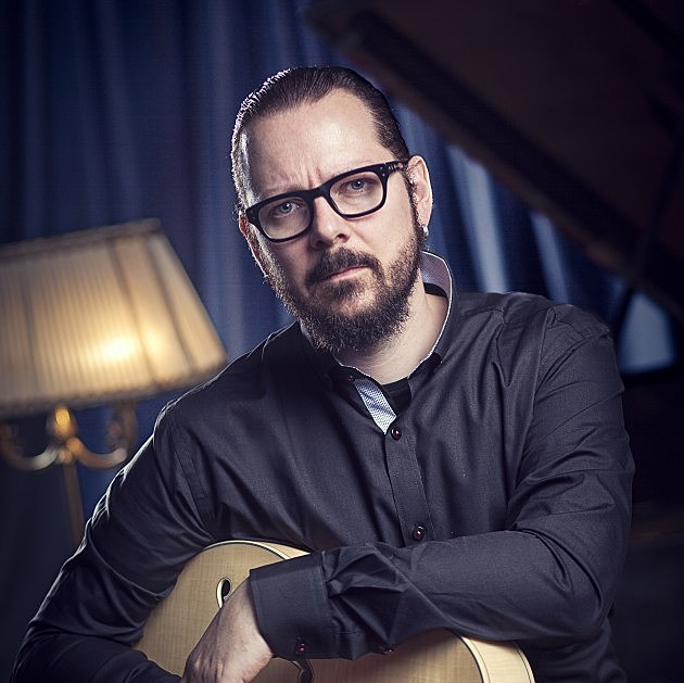 Ihsahn (ex-Emperor) released a new album (stream it and read an interview)