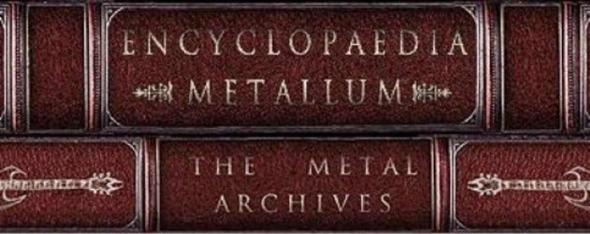 The 100 Most Overused Metal Band Name Words