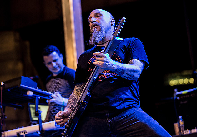 Neurosis at Maryland Deathfest Photo By Levan TK