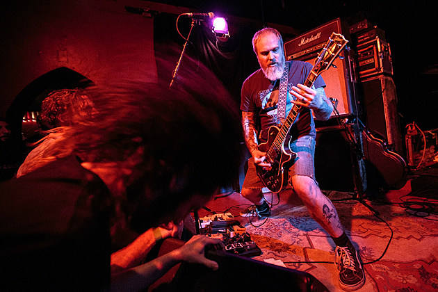 Windhand Live At Cambridge Ma S Middle East Upstairs