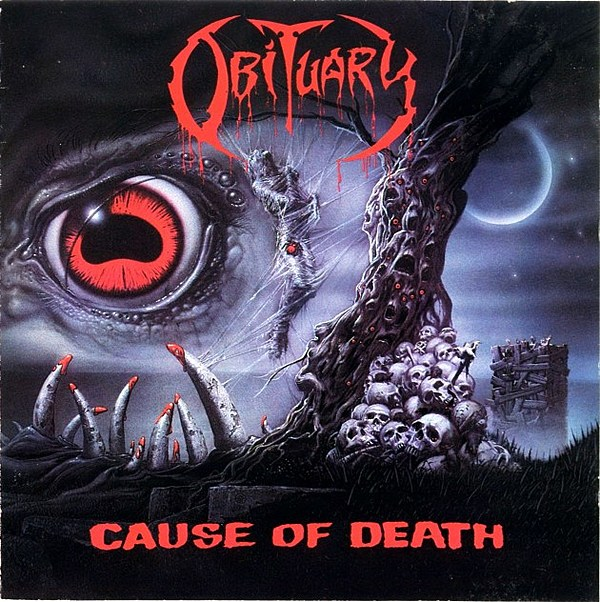 Cause of Death Turns 25 and it's Still the Best Obituary Album