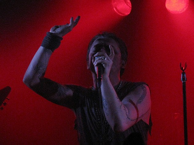 Code live at Inferno Fest 2009 Photo by Head ov Metal