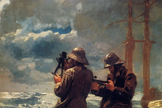 Winslow Homer's Eight Bells