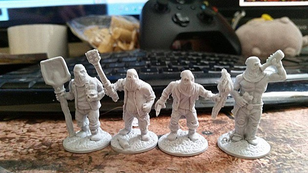 Ghoul-miniatures