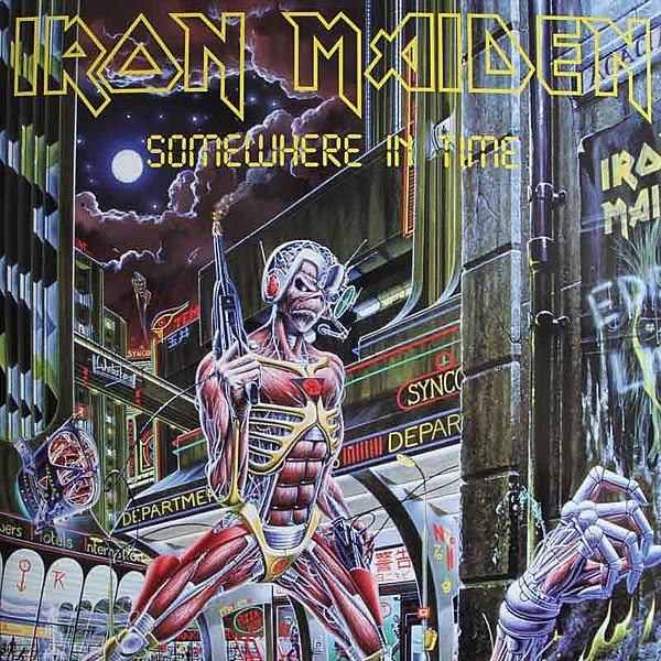 Iron Maiden's 'Somewhere in Time' Turns 30