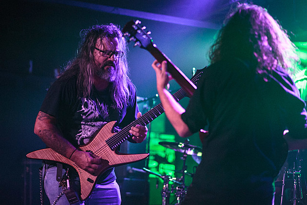 Gorguts at Brighton Music Hall