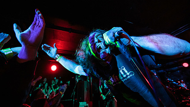 Saint Vitus at Middle East Downstairs