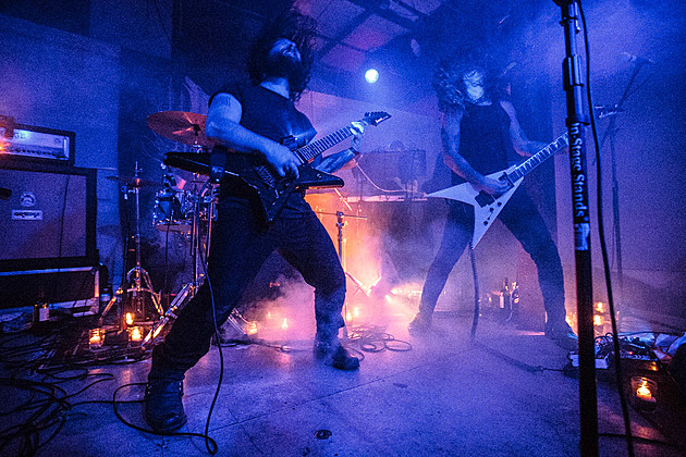 Wolves in the Throne Room at SPACE Gallery