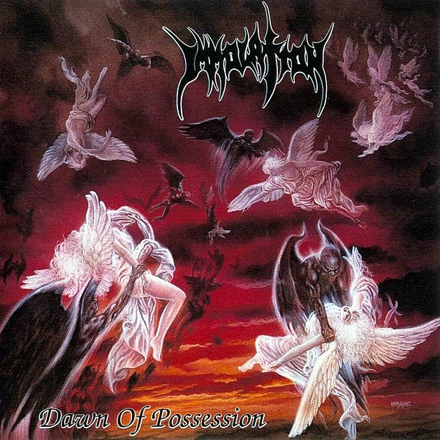 Immolation-Dawn_Of_Possession-Frontal