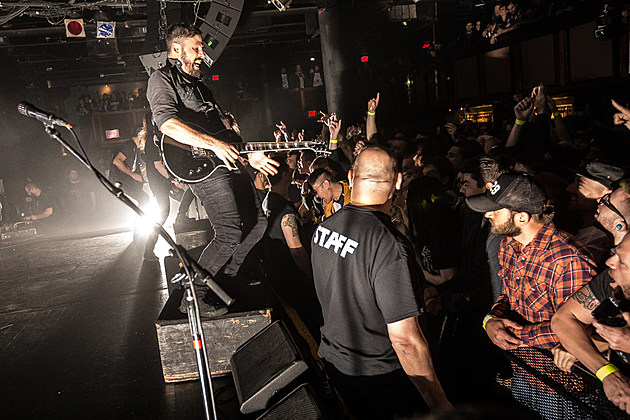 The Dillinger Escape Plan at Paradise Rock Club