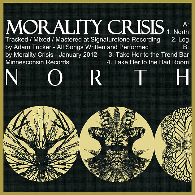 'North' cover