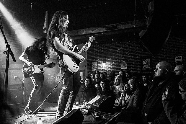 Alcest at Brighton Music Hall