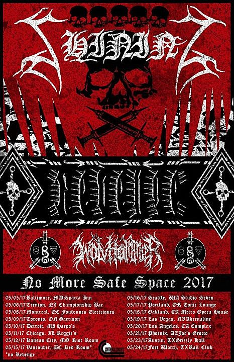 No More Safe Space Tour