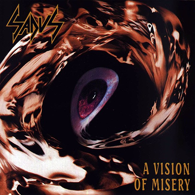 sadus a vision of misery