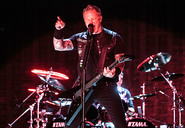 Metallica at Gillette Stadium