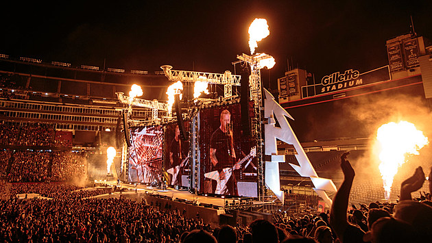 tours announced: Metallica/Ghost, Come, Cypress Hill, Power