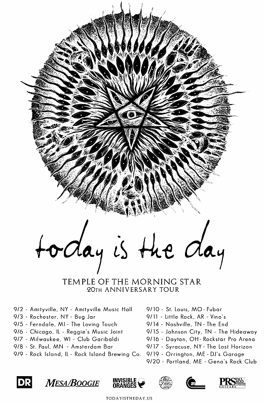 today is the day tour