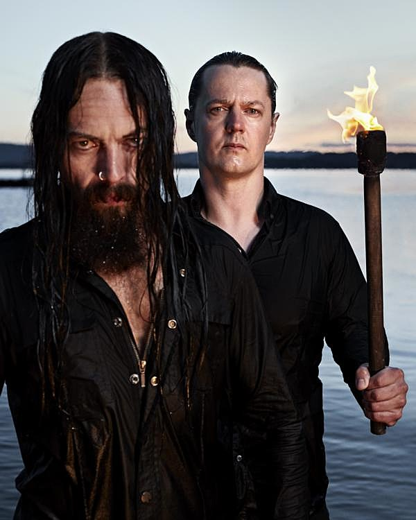 Promotional images created for Satyricon.