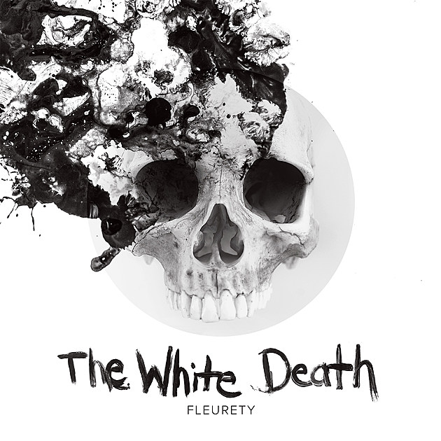 Fleurety White Death cover