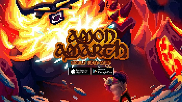 Amon Amarth's Mobile Game Doesn't Match Their Mettle