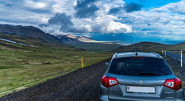 iceland drive