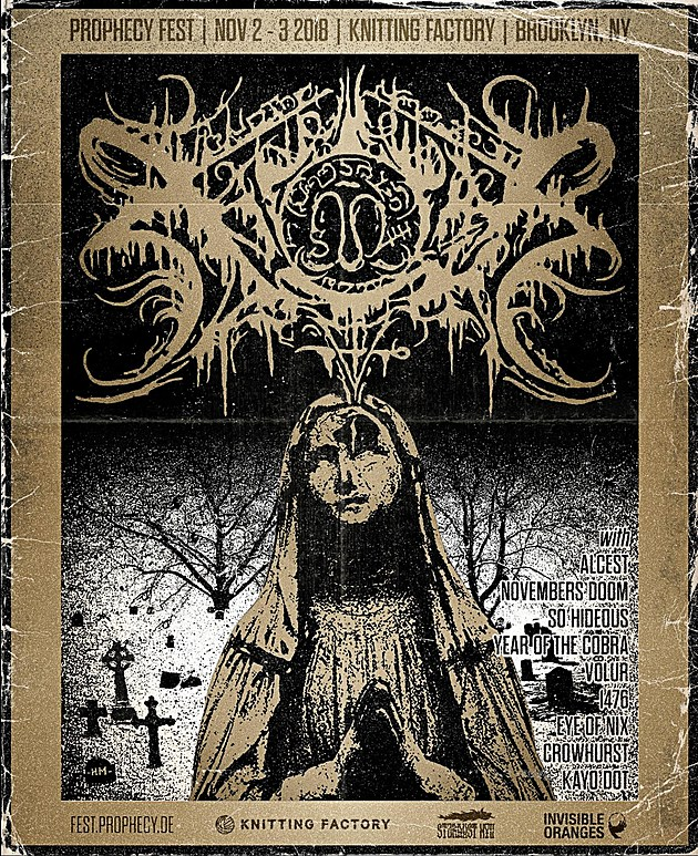 xasthur prophecy fest us