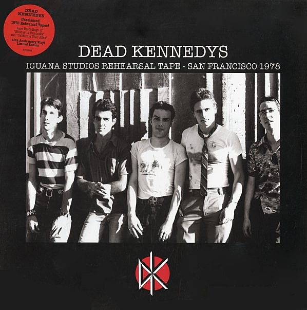 Dead Kennedys Iguana Studios Rehearsal Sessions