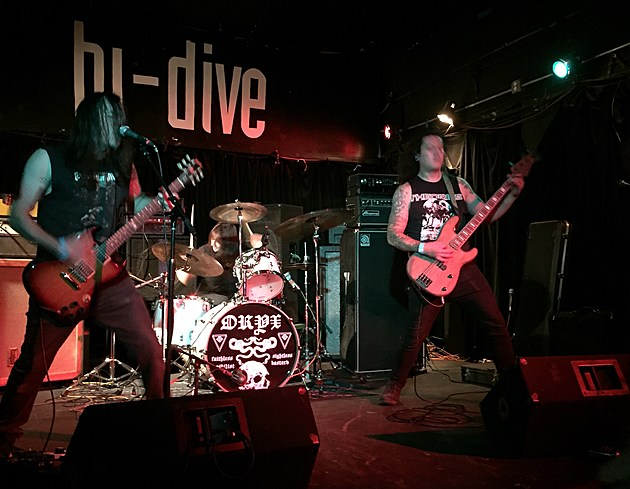 Doom in Denver: Oryx and Un @ Hi-Dive (Live Report)