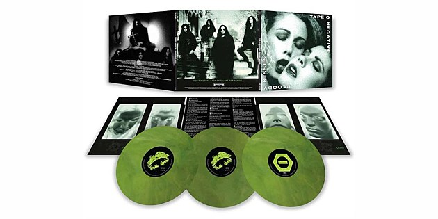 Type O Negative Bloody Kisses 25th Anniversary Edition