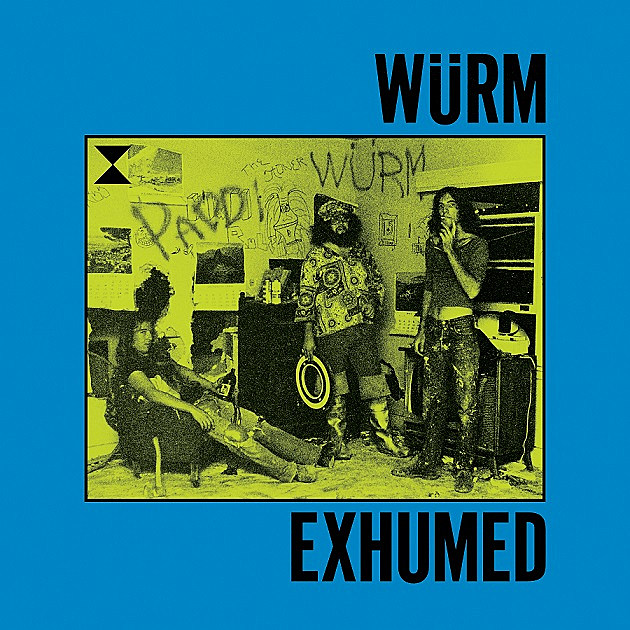 wurm exhumed
