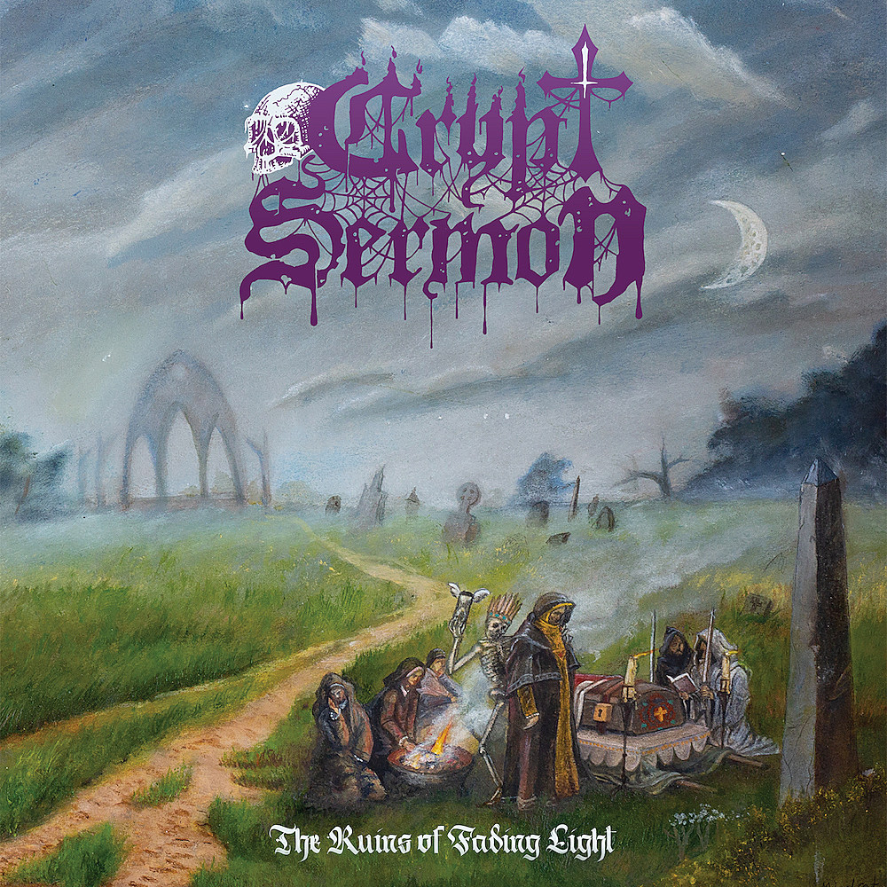 "Crypt Sermon Announce New Album ""The Ruins of Fading Light"