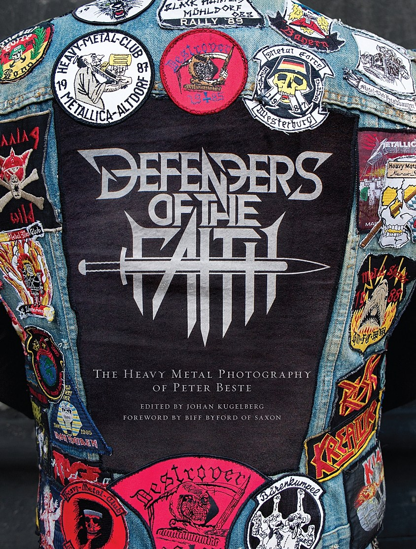 Defenders of the Faith book