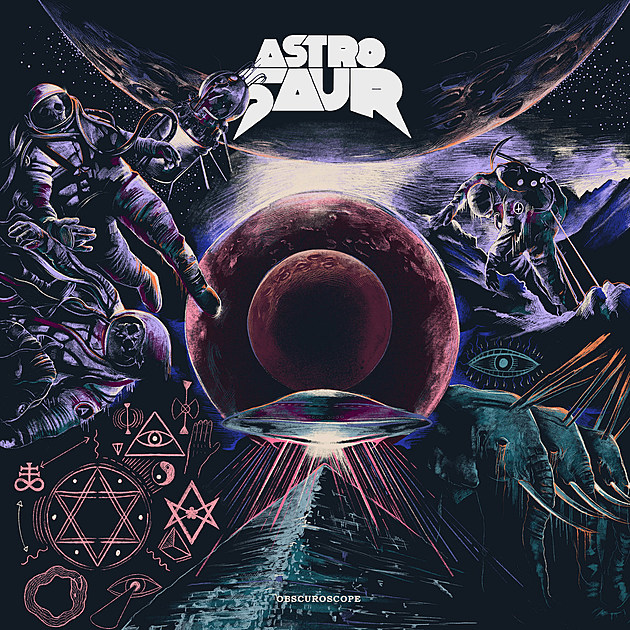 Astrosaur Unleashes Playthrough Video for Psychedelic New Single