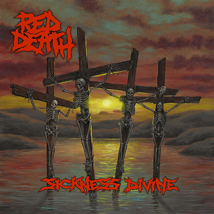 Red Death Sickness Divine
