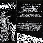 Cruciamentum (Gbr) – Convocation of Crawling Chaos