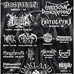 Oakland Black/Death Fest 2011