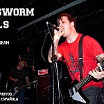 Ringworm, Nails @ Subterranean