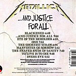 "Metallica: The First Four Albums – ""Blackened"""