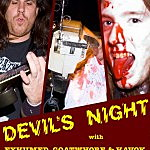 Live Report: Devil's Night with Exhumed, Goatwhore and Havok