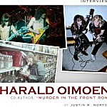 "Interview: Harald Oimoen (Coauthor, ""Murder In the Front Row"")"