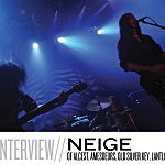 Interview: Neige (Alcest, Amesoeurs, Old Silver Key, Lantlos)