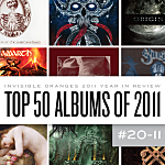 Top 50 Metal Albums of 2011, 20 to 11