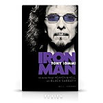 "Tony Iommi's ""Iron Man"" Book"
