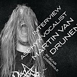 Interview: Asphyx Vocalist Martin van Drunen