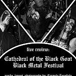 Live Report: Cathedral of the Black Goat