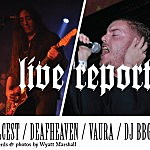 Live Report: Alcest, Deafheaven, Vaura in NYC