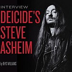 Interview: Deicide's Steve Asheim